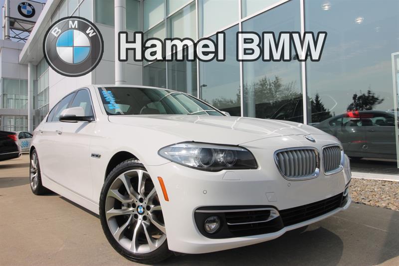 BMW 5 Series 2014 4dr Sdn 550i xDrive AWD FINANCEMENT A 0,9% #u17-235
