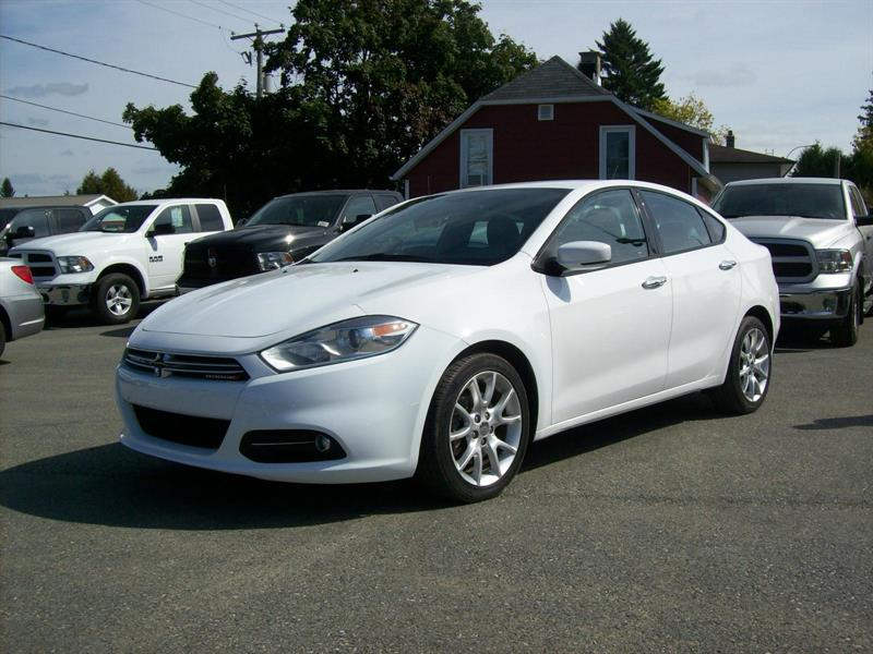 Dodge Dart 2013 Limited #00961A