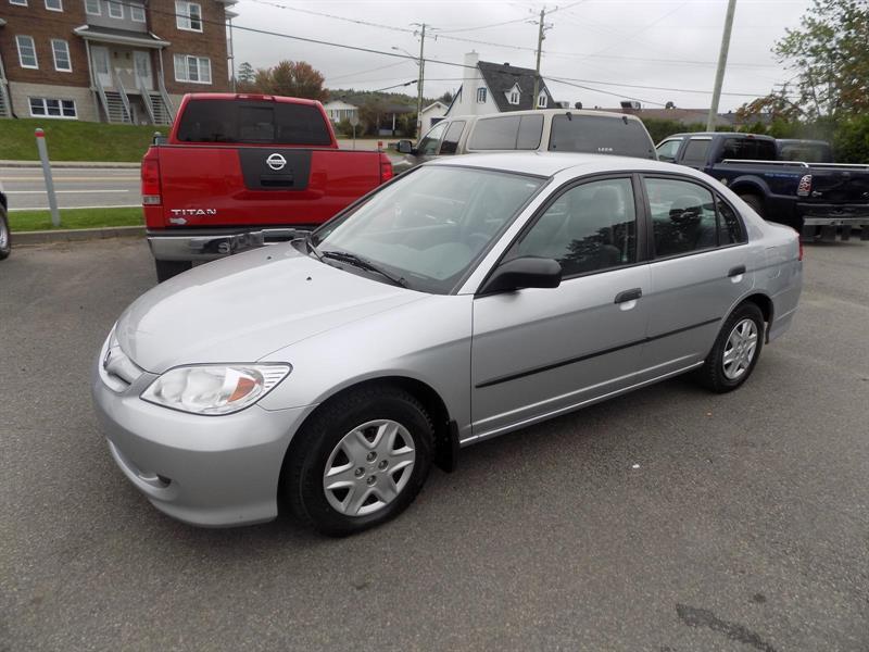 Honda Civic 2005 SE #AD5093