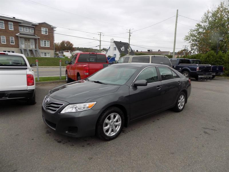 Toyota Camry 2011 LE #AD5092