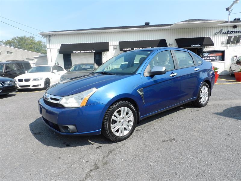 Ford Focus 2009 4dr Sdn SEL #690