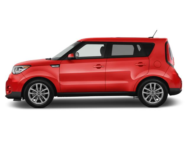 2018 Kia Soul EX+ #SO18-092