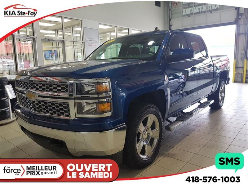 Chevrolet Silverado 1500 2015 1LT* 4X4* 5.3L* 30371 KM* DÉMARREUR* #180463A