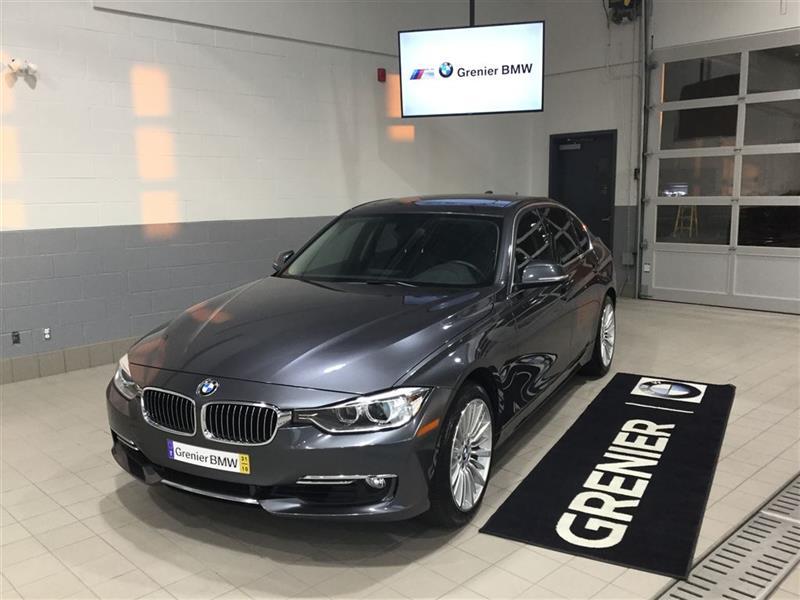 BMW 328i Xdrive 2014 Navigation+Cuir dakota+ 0.9% #170123A
