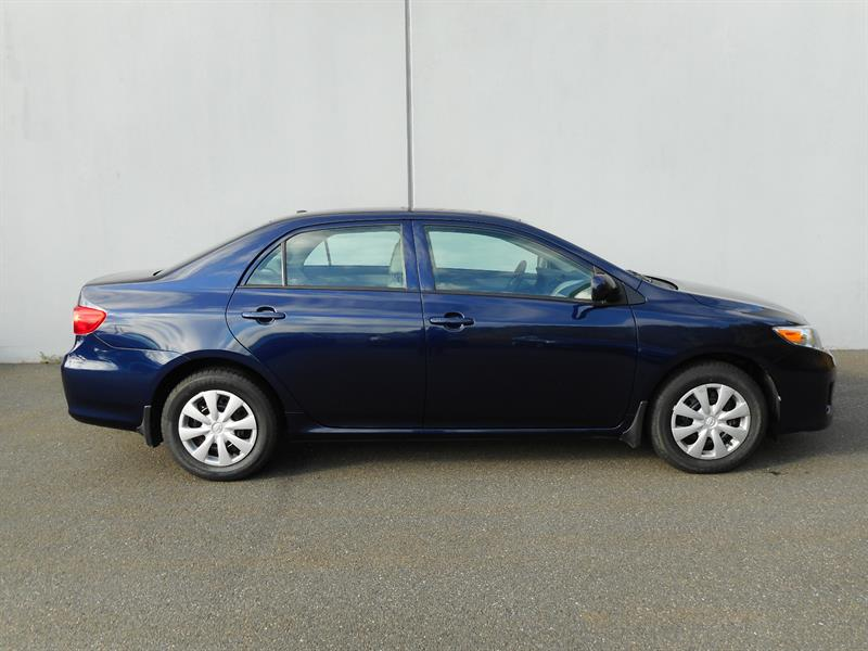 2013 Toyota Corolla 4dr Sdn #3355A