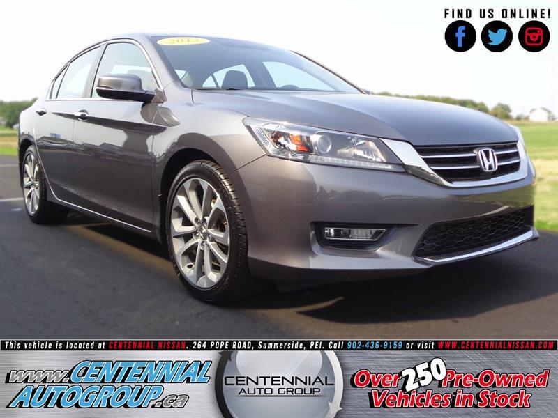 2013 Honda Accord Sedan Sport   2.4L   Bluetooth   Cruise Control #S17-123A
