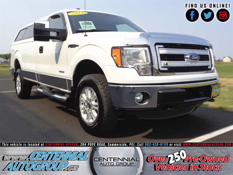 2013 Ford F-150 XLT | Great Condition | Eco Boost | V6 | 4WD #S17-207A