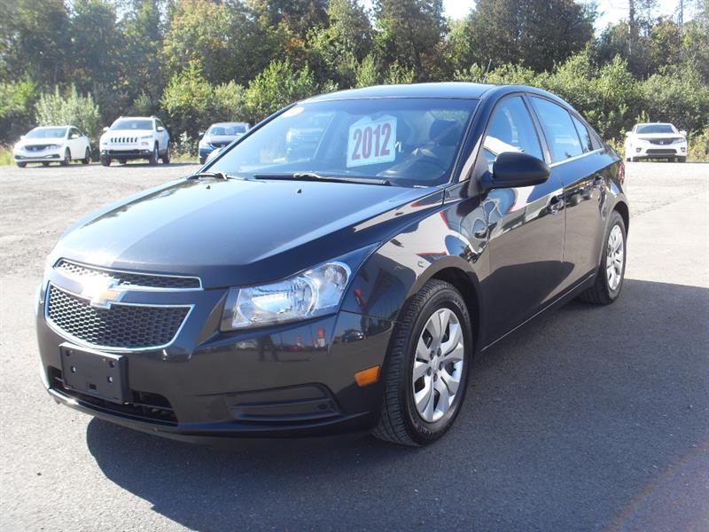 Chevrolet Cruze 2012 4dr Sdn LS+ w-1SB #H7734A