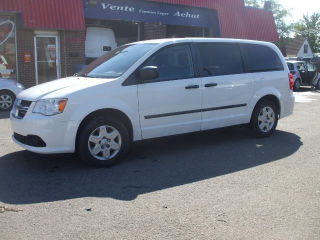 Dodge Grand Caravan C-V 2011