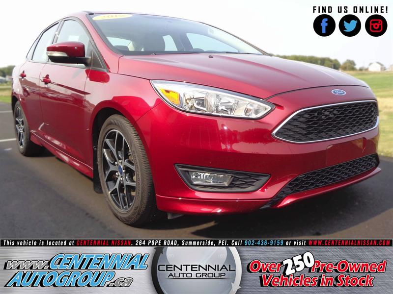 2015 Ford Focus SE | 2.0L | i4-Cyl  #S17-285A