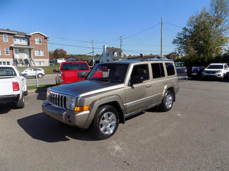 Jeep Commander 2006 Limited #AD5098