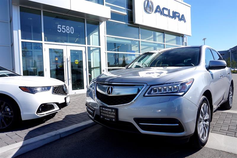 2016 Acura MDX SH-AWD 4dr Nav Pkg #795964A