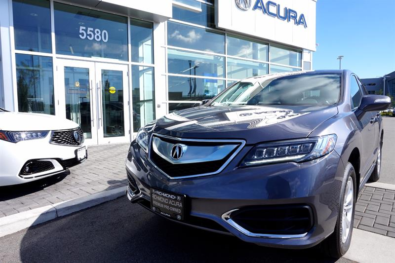 2017 Acura RDX AWD 4dr Bluetooth Camera Leather #735602