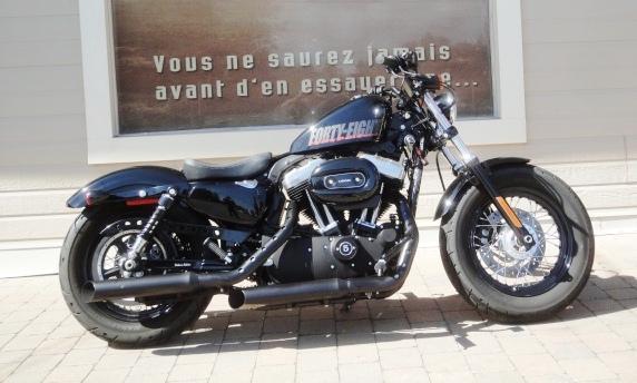 Harley Davidson XL1200X 2013