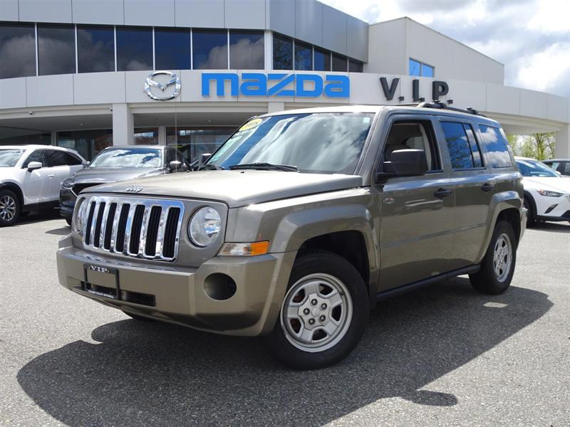 2008 Jeep Patriot AUTO, A/C #6792A
