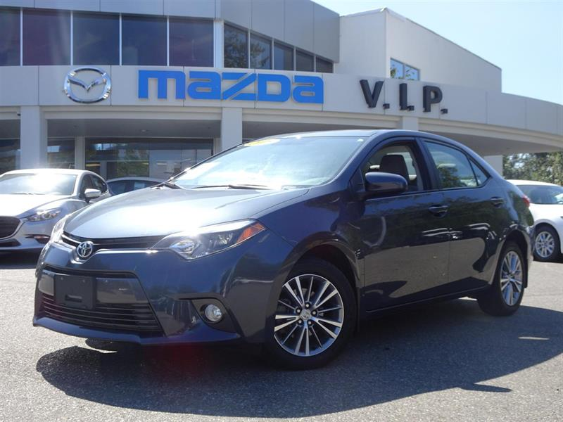 2015 Toyota Corolla AUTO, SUNROOF, ALLOY MAGS #7099C