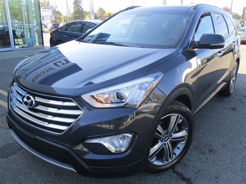 Hyundai Santa Fe Xl 2016 Limited 7 PASS,NAVIGATION,BANCS VENTILÉS,TOIT PANO #E-0198