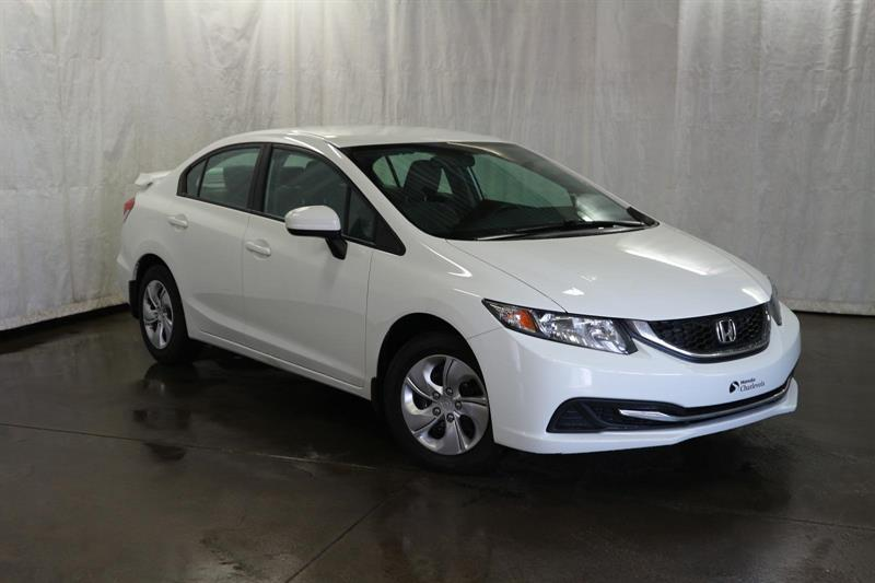 Honda Civic Sedan 2014 LX #C2337A