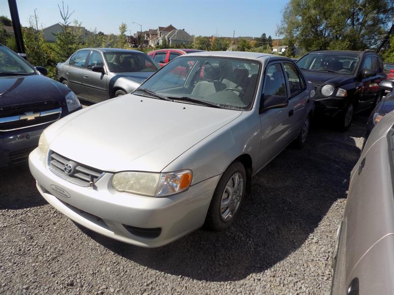 Toyota Corolla 2002 CE #PATTE617