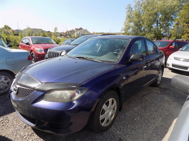 Mazda MAZDA3 2005 GX #PATT582