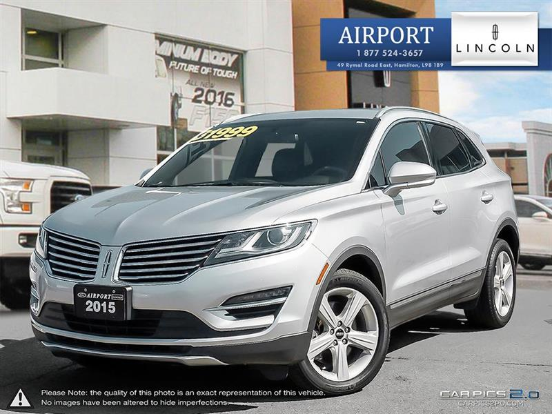 2015 Lincoln MKC AWD 4dr #0HL957