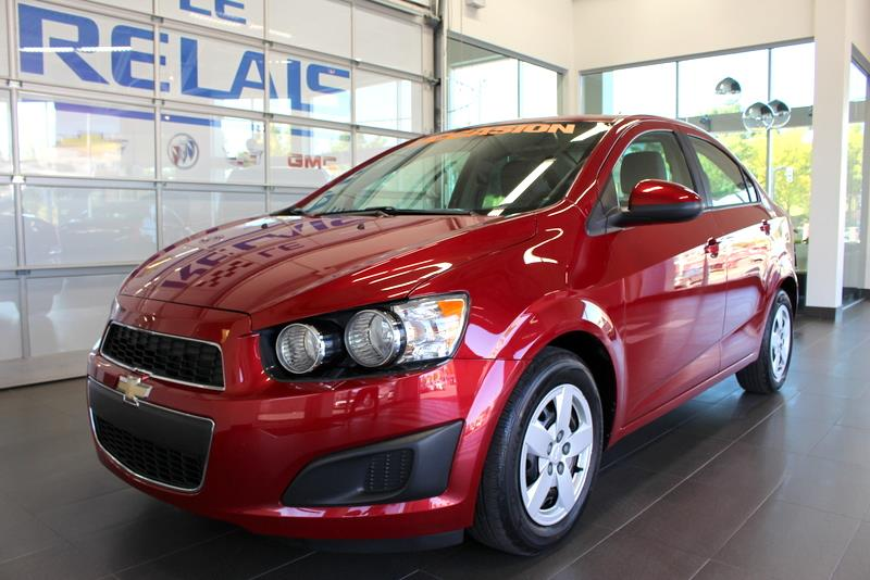 Chevrolet Sonic 2012 4dr Sdn LS #C702284A