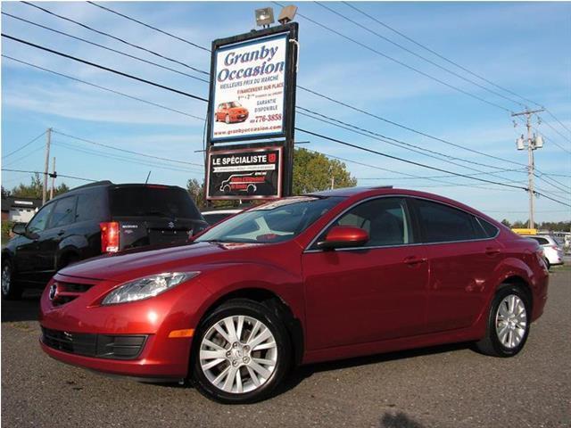 Mazda MAZDA6 2010 GS TOIT AUTOMATIQUE #P1116