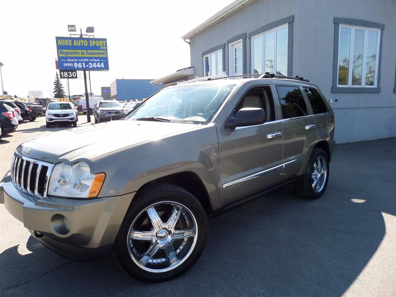Jeep Grand Cherokee 2005 Limited #17-262A1