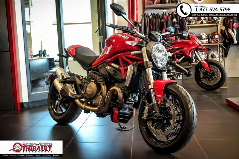 Ducati Monster 1200 2016