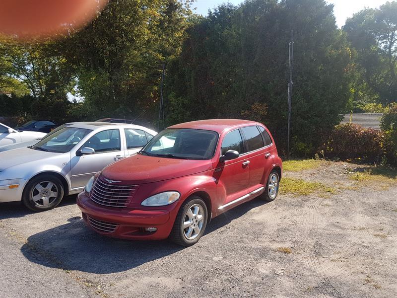 Chrysler PT Cruiser 2004 4dr Wgn Touring #820917