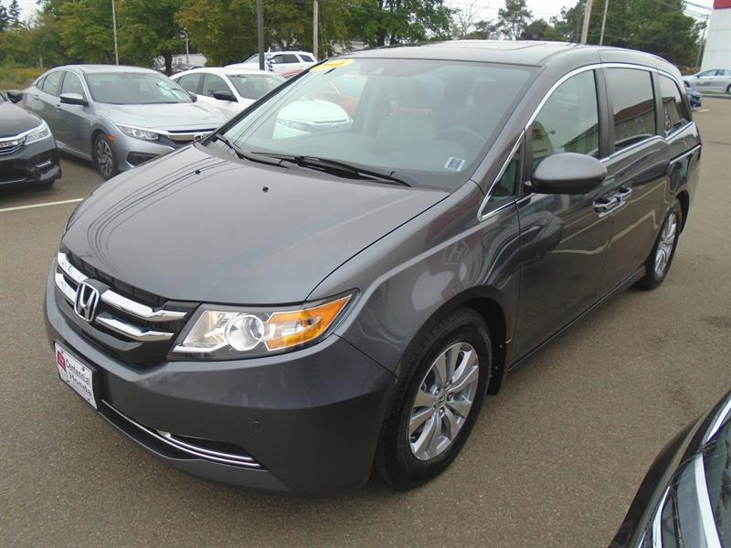 2016 Honda Odyssey Ex L Res Used For Sale In Summerside At
