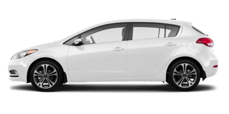 2017 Kia Forte 5-door