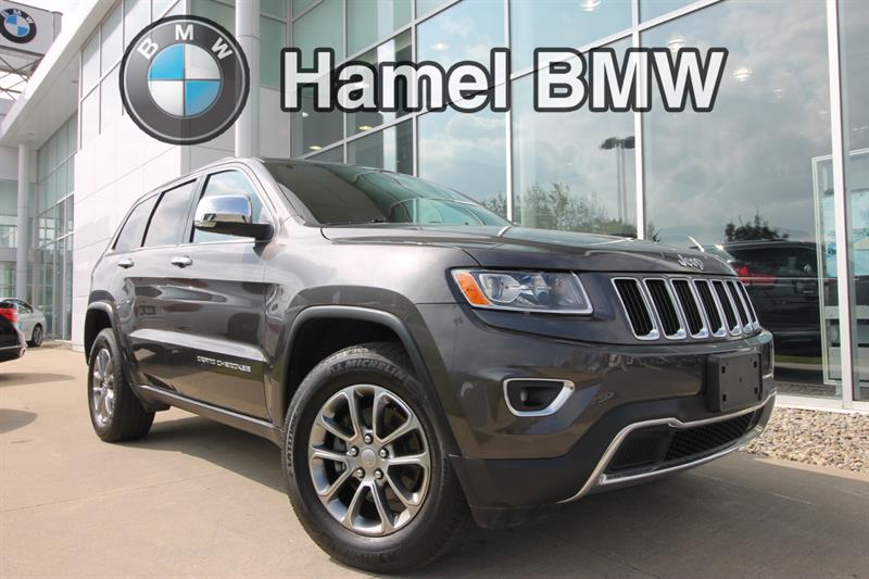 Jeep Grand Cherokee 2014 4WD 4dr Limited PNEUS D'HIVER INCLUS #C17-020