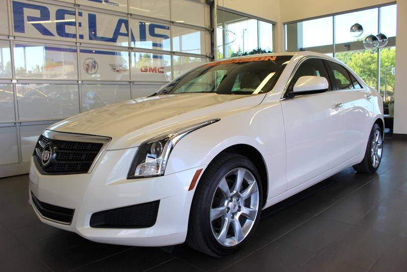 Cadillac ATS 2014 4dr Sdn 2.0L AWD #72941