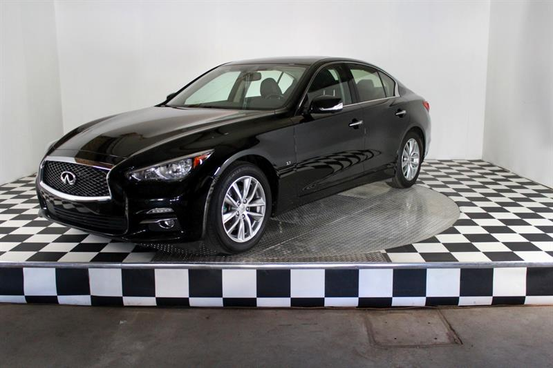 Infiniti Q50 2014  AWD tech pack #A6445