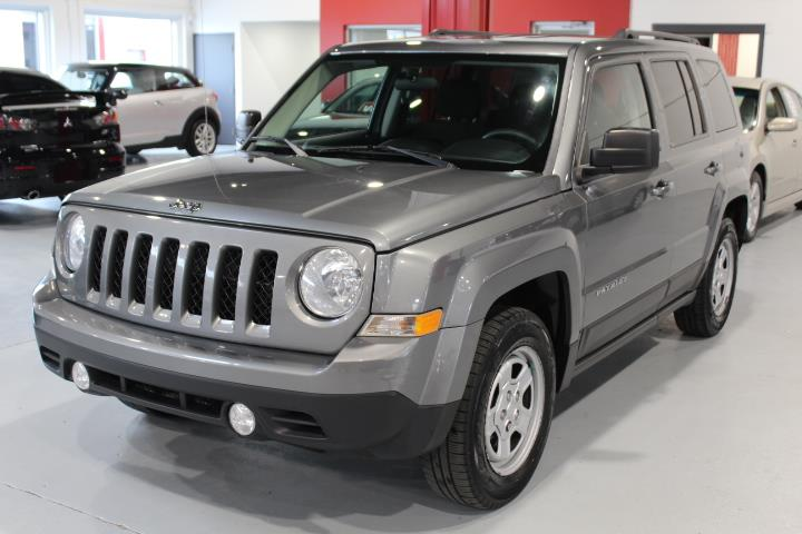 Jeep Patriot 2014 NORTH 4D Utility 2WD #0000000243
