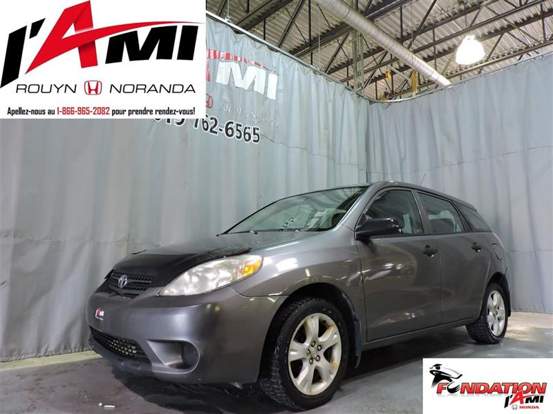 Toyota Matrix 2007 Base #92794B