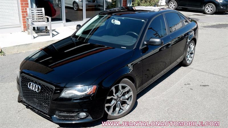 Audi A4 2010 S-LINE #AU10NO