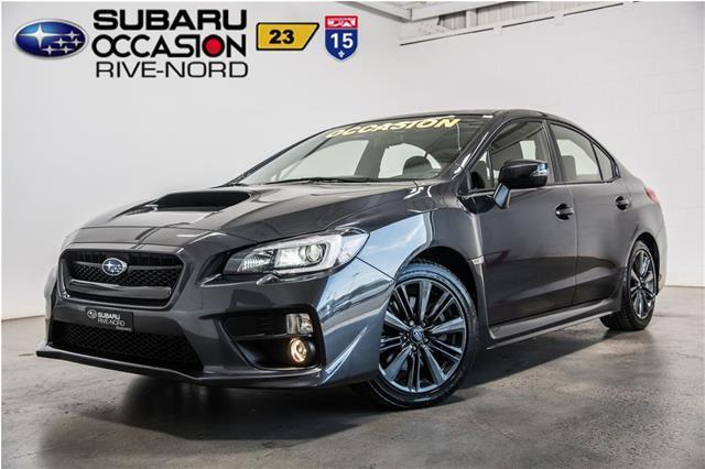 Subaru WRX Sport 2016