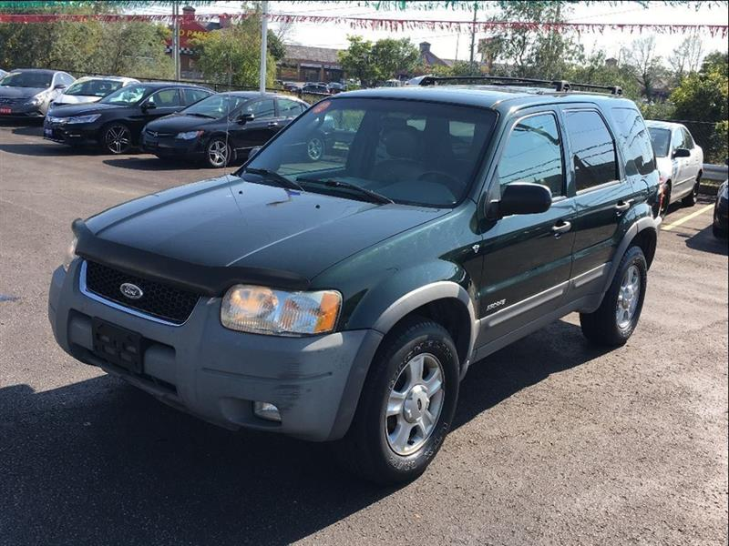 2002 Ford Escape XLT Leather #OP-4437A