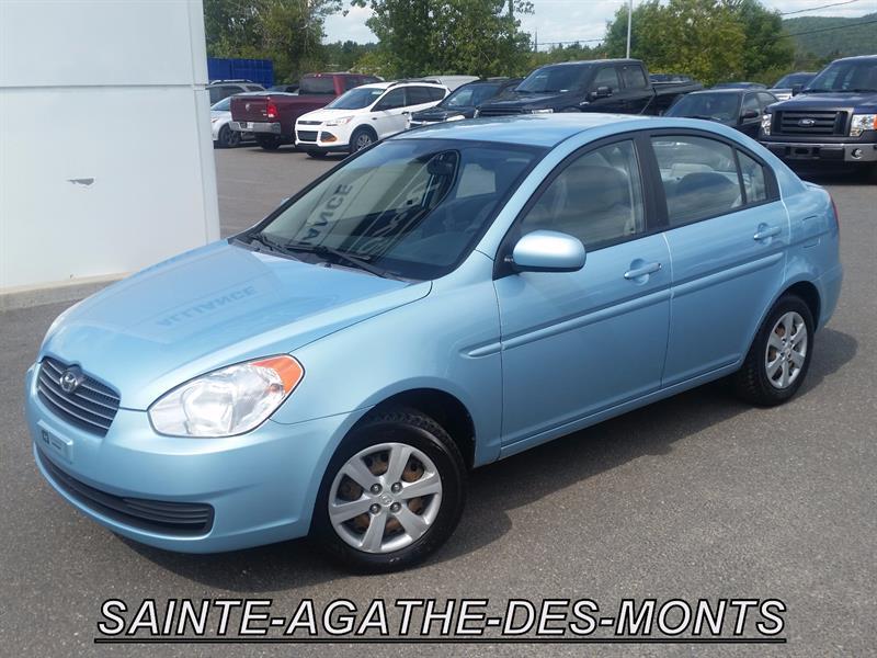 Hyundai Accent 2010 L SEDAN  #C2882