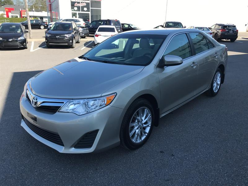 Toyota Camry 2014 LE UPGRADE PACKAGE #U-739