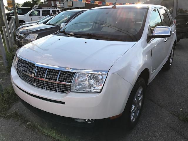 Lincoln MKX 2010 NAVIGATION #2590