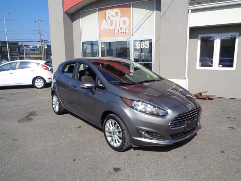 Ford Fiesta 2014 5dr HB SE AUTOMATIQUE MAG #9245