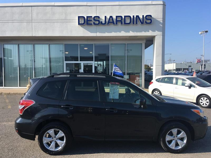 Subaru Forester 2016 TOURING EYESIGHT #I5084A