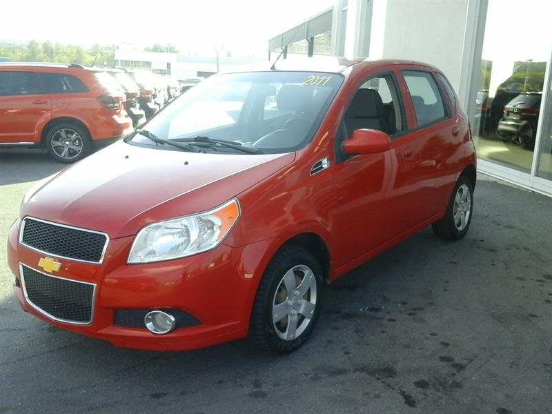 Chevrolet Aveo 2011 5 LT #35482B