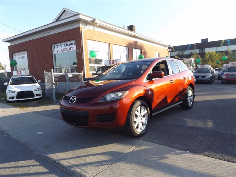 Mazda CX-7 2008 4dr #1985-09