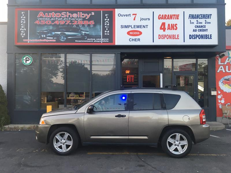 Jeep Compass 2007 4WD-AUTOMATIC-4 CYL-MAGS #94132