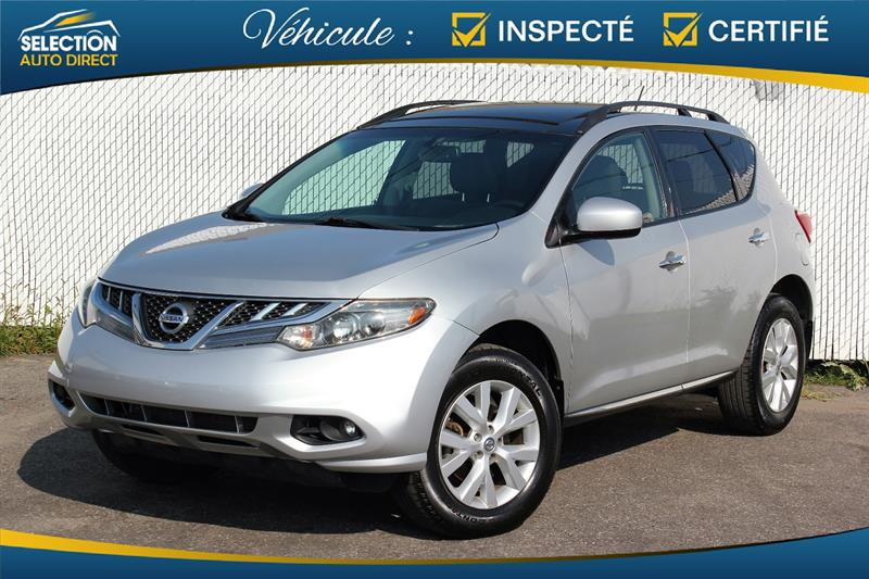 Nissan Murano 2011 AWD 4dr #S160857