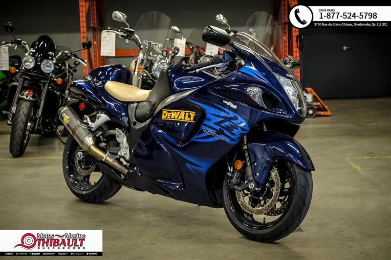 Suzuki GSX1300R 2011